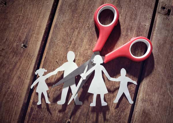 Divorcio con niños en Pamplona
